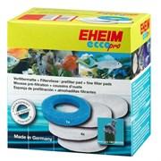 Eheim - губки для фильтров EccoPro 130, 200, 300 - 1 грубой очистки, 4 тонкой очистки