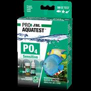 JBL Phosphat Test-Set PO4 sensitiv - Высокочувствительный тест для определения содержания фосфатов в пресной и морской воде на 50 измерений