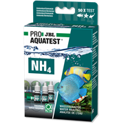 JBL Ammonium Test Set NH4 - Тест для определения содержания аммония в пресной и морской воде на 50 измерений