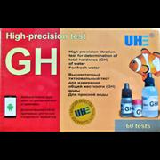 UHE GH test - тест для определения общей жёсткости (GH) воды