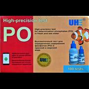 UHE PO4 test - тест для определения концентрации фосфатов (PO) в воде