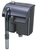 Atman HF-0300 - рюкзачный фильтр для аквариумов до 40 л, 290 л/ч, 3,5W (черный корпус)