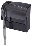Atman HF-0400 - рюкзачный фильтр для аквариумов до 50 л, 350 л/ч, 3W (черный корпус)