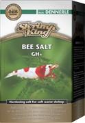 Dennerle Shrimp King Bee Salt GH+ - минеральная соль для подготовки воды в аквариумах с пресноводными креветками, 200г