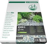 Dennerle Plantahunter River S 4-8 мм, 5кг - грунт природный