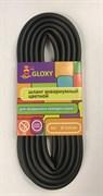 GLOXY шланг воздушный Черный 4/6мм, длина 4м