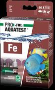 JBL Eisen Test-Set Fe - Тест для определения содержания железа в пресной и морской воде на 50 измерений