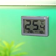 JBL Aquarium Thermometer DigiScan Alarm - Цифровой аквариумный термометр с функцией сигнала о недопустимой температуре (менее 18 или более 28 градусов)