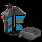 EHEIM PRESS 7000 фильтр прудовый напорный  set FLOW2500 /наполнитель EHEIM filter media
