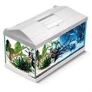 AQUAEL LEDDY SET 60 Day/Night (54 литра) белый - аквариум с LED освещением, в комплекте с фильтром и нагревателем
