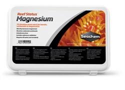Seachem Reef Status: Magnesium Carbonate & Borate - тест на магний, карбонат и борат