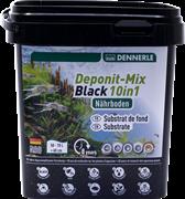 Dennerle Deponitmix Professional Black 10in1, 2,4кг - питательный субстрат
