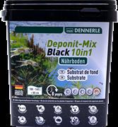 Dennerle Deponitmix Professional Black 10in1, 4,8кг - питательный субстрат