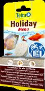Tetra Holiday Menu (брикет желе)  30г - корм продленного действия для всех видов аквариумных рыб на время отъезда