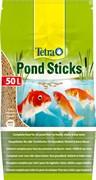 Tetra Pond Sticks 50 л - Корм для прудовых рыб в палочках
