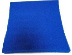 Roof Foam Губка фильтрующая пенополиуритановая 50х500х500мм PPI 20 синяя