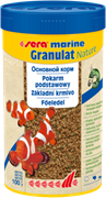sera marin Granulat Nature 250 мл - корм для морских рыб