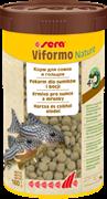sera Viformo Nature 250 мл - корм в таблетках для всех видов донных рыб