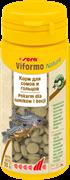 sera Viformo Nature 50 мл - корм в таблетках для всех видов донных рыб