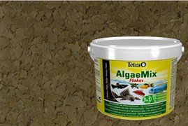 Tetra Algae Mix 175г (соответствует объёму 1 л) на развес - корм для рыб, растительные хлопья