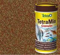 TetraMin granules 420г (соответствует объёму 1 л) на развес - корм для рыб