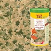 sera Goldy Nature 200 г (соответствует объёму 1 л) на развес - корм для золотых рыбок (хлопья)