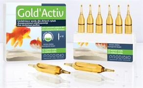 Prodibio Gold`Activ кондиционер водопроводной воды для золотых рыбок (12ш на 360итров)
