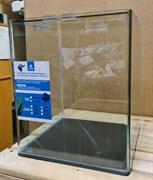 PRIME - аквариум 62л без швов на передней стенке, 38х38х43 см, с покровным стеклом