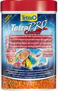 Tetra PRO Colour crisps 5 г (пакетик) - корм для улучшения окраски - пробник, в подарок с определенными видами корма Tetra