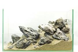 """GLOXY """"Танзания"""" набор камней разных размеров (упаковка-20 кг)"""
