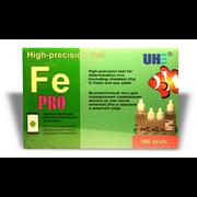 UHE Fe PRO test - тест для определения концентрации железа в воде в комплекте с калибровочным раствором