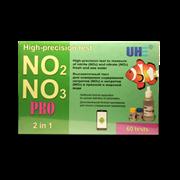 UHE NO2/NO3 PRO test - тест для определения концентрации нитритов и нитратов в воде в комплекте с калибровочным раствором