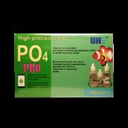 UHE PO4 test PRO - тест для определения концентрации фосфатов (PO) в воде в комплекте с калибрующим раствором