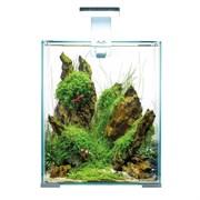 AQUAEL Shrimp set Smart LED Day/Night 19 л - аквариум с набором оборудования, белый