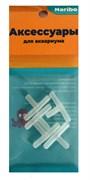 Тройник воздушный Naribo пластиковый Т-образный (5шт)
