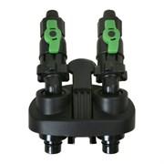 Tetra - адаптер для шлангов для фильтров Tetra EX-600/800 plus в комплекте с кранами