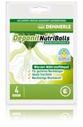 Dennerle Deponit NutriBalls 4 шт, - Корневое удобрение в виде шариков для любых аквариумных растений