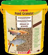 sera pond (Bio)granulat 21 л - корм для прудовых рыб
