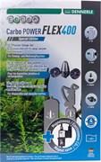 Dennerle Carbo Power FLEX 400 SPECIAL EDITION Система подачи углекислого газа без баллона (редуктор с двумя манометрами + электромагнитный клапан), для аквариумов до 400л