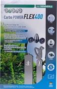 Dennerle Carbo Power FLEX400 - система подачи углекислого газа без баллона (редуктор с двумя манометрами), для аквариумов до 400 литров