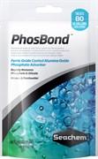 Seachem PhosBond 100 мл - наполнитель для удаления фосфатов и силикатов (оксид железа и аллюминия), на 330-660л