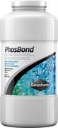 Seachem PhosBond 1л - наполнитель для удаления фосфатов и силикатов (оксид железа и аллюминия), на 3300-6600л