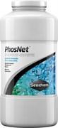 Seachem PhosNet 500 г - наполнитель для удаления фосфатов и силикатов (оксид железа), 50 г на 2000-4000л
