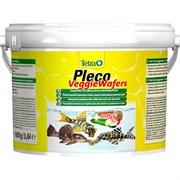 Tetra Pleco Veggie Wafers 3.6 л - корм для травоядных донных рыб