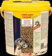 sera Reptil Professional Carnivor Nature 10 л - корм для плотоядных рептилий (в т.ч. водных черепах)