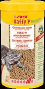 sera Raffy P Nature 1000 мл - корм для плотоядных рептилий в палочках