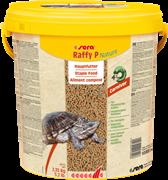 sera Raffy P Nature 10 л - корм для плотоядных рептилий в палочках