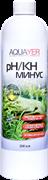 Aquayer pH/KH-минус, 500 мл