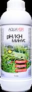 Aquayer pH/KH-минус, 1000 мл