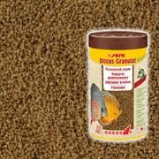 sera Discus granules Nature 420г (соответствует объёму 1 л) на развес - корм для дискусов (гранулы)